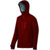 Mammut M's Alvier HS Hooded Jacket maroon